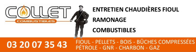 Maison Collet - Combustibles - Hallennes-lez-Haubourdin